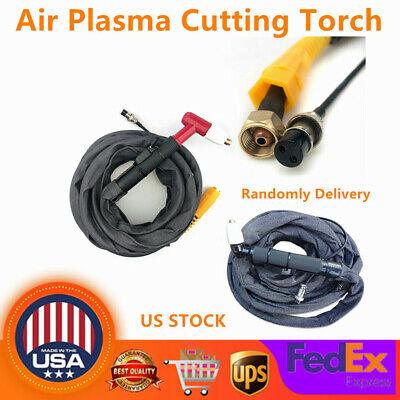 Plasma Cutter Cutting Torch Head Body Cnc P80 Complete Gun 5 Meter For Cut Lgk