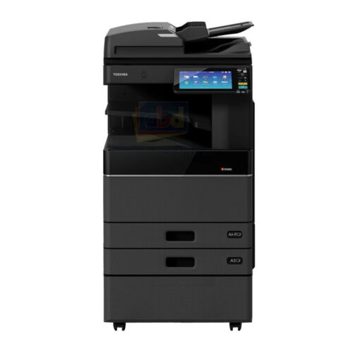 Toshiba E-studio 2008a A3 Mono Bw Laser Copier Printer Scanner Mfp 20 Ppm 2508a