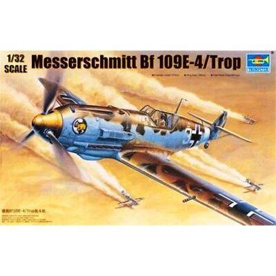 Trumpeter 1:32 - Messerschmittbf 109e-4/trop - Messerschmitt Bf 109e4 Trop 132