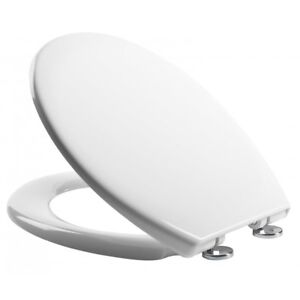 ROPER RHODES NEUTRON LUXURY QUICK RELEASE SOFT SLOW CLOSE TOILET SEAT EASY CLEAN