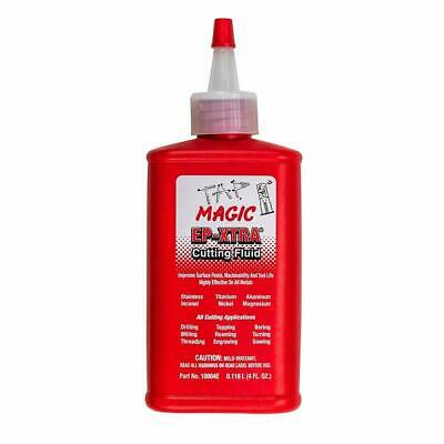 Tap Magic Cutting Fluid Industrial Threading Drilling Reaming Metal Works 4 Oz