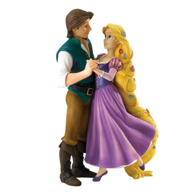 Disney Enchanting Collection My New Dream Rapunzel & Flynn Figurines New A27168