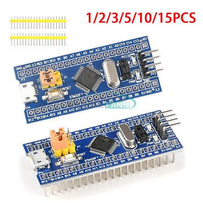 1-15pcs Minimum Stm32f103c6t6 Series Arm Stm32 System Development Board Module