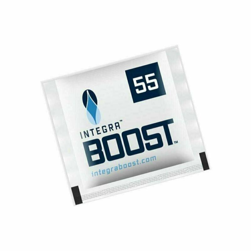 Integra Boost RH 55% 2 Way Humidity Control Medium 8g Gram - 12 Pack