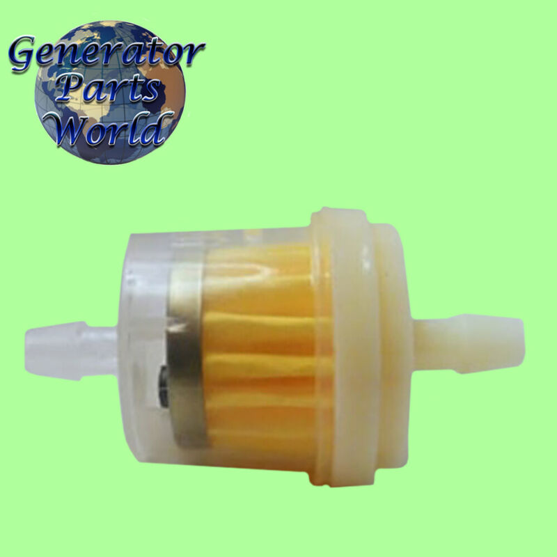 Inline Fuel Filter for Ingersoll Rand G3H 2.5KW 2.9KW 3KW 3000 Gas Generator