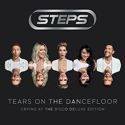STEPS Tears On The Dancefloor 2LP Dlx Ed Colored Vinyl NEW 2017