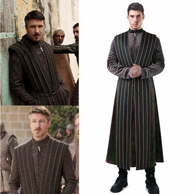 Game of Thrones Cosplay Game of Thrones Petyr Baelish Little Finger Costum