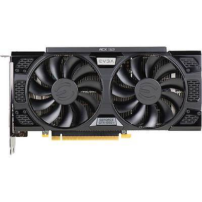 EVGA - NVIDIA GeForce GTX 1050 Ti SSC Gaming 4GB GDDR5 PCI Express 3.0 Graphi...
