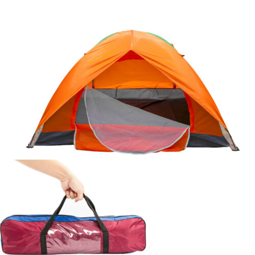 Waterproof 2 Door People Automatic Instant Pop Up Tent Outdo