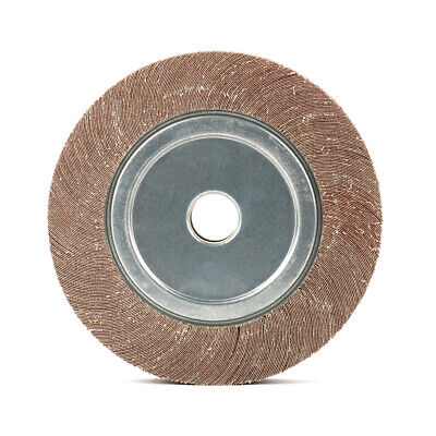512 Abrasive Flap Wheel Grinding Polishing Sanding Disc For Metal 60600 Grit