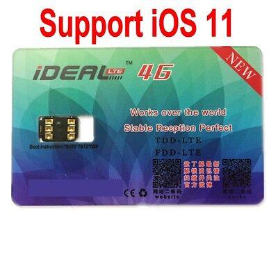 Ideal Unlock Turbo Sim Card Gpp For Iphone 8 X 7 7 Plus 6S 6 Plus   5 5S 5C Se