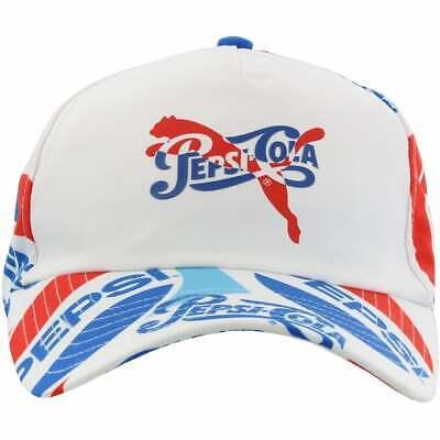 Puma Pepsi Baseball Cap  Casual   Hats Blue Mens - Size OSFA D