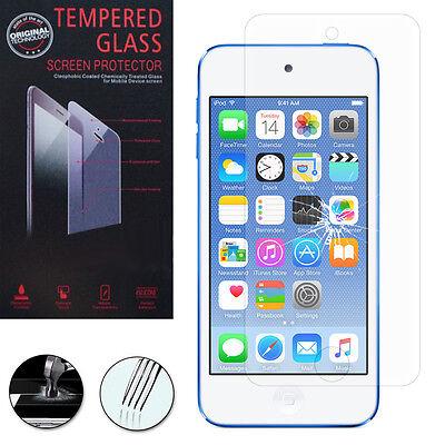 Schutzglas für Apple Ipod Touch 5/ 5G Echtglas Display Schutzfolie (Ipod Touch 5 Display-schutzfolien)