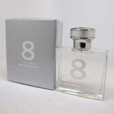 PERFUME 8 by Abercrombie & Fitch 50 ml/1.7 oz Eau de Parfum Spray NEW LOOK