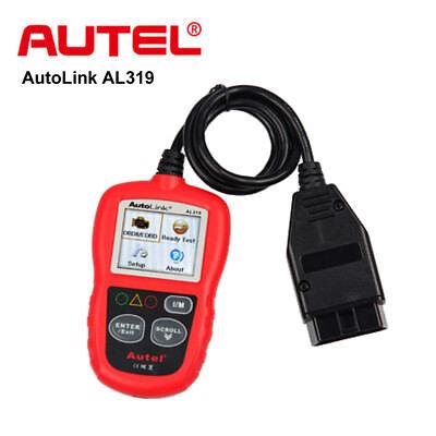 Autel Autolink AL319 OBD2 Code Reader OBDII Auto Diagnostic Scanner Tool