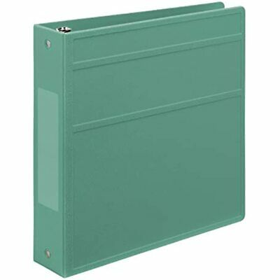 Carstens 2- Inch Heavy Duty 3-ring Binder Side Opening Mint Office Products