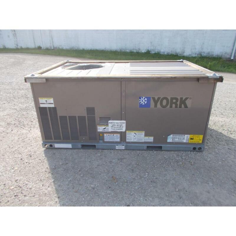 "YORK ZXG05E4A1AA1A111A2 4 TON ""PRESTIGE"" ROOFTOP GAS/ELEC FURNACE 13 SEER"