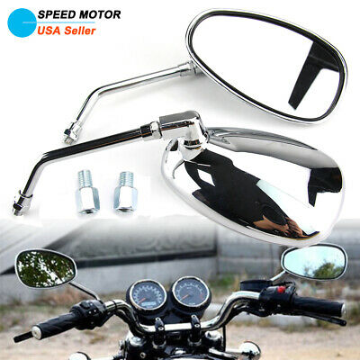 Cobra Chrome Saddlebag Supports for 2001-2007 Honda Spirit 750 C2//Phantom