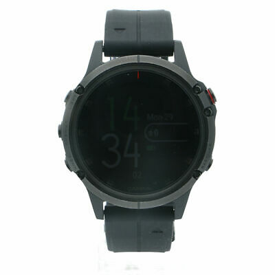 Preowned Garmin Fenix 5 Plus Sapphire Bluetooth Smartwatch - 010-01988-01