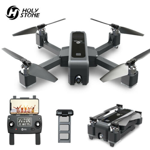 Holy Stone HS550 Brushless Motor GPS Drones with 2K HD Camera Selfie Quadcopter