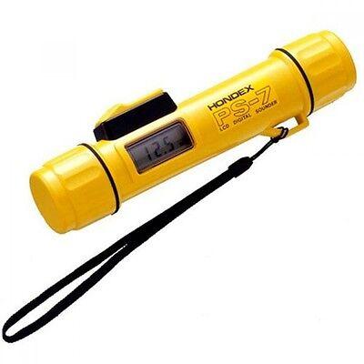 HONDEX Portable Handheld Depth Sounder PS-7 Metric Scuba Gauge diving Meter PS7