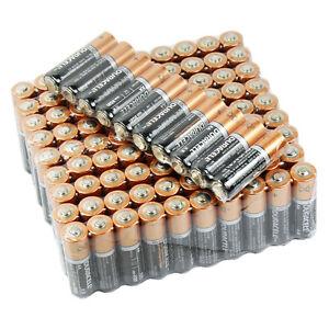 100-PCS-Duracell-AA-Alkaline-Batteries-Duralock-Bulk-Wholesale-Exp-2021