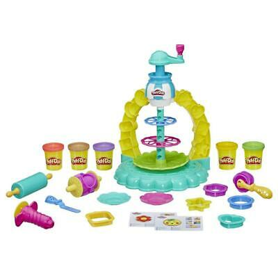 Play-Doh Kitchen Creations Sprinkle Cookie Surprise Set with 5 Non-Toxic - Play Play Doh