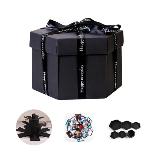 Surprise Explosion Box Photo Album for Birthday Anniversary Love Memory Gift