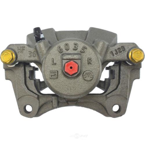 Disc Brake Caliper Front Left Centric 141.66056 Reman