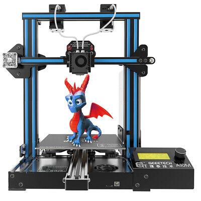 Geeetech impresora 3D A10M Actualizado con doble extrusora de escritorio