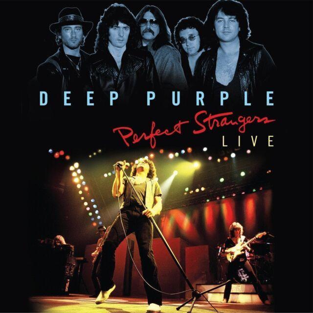 Deep Purple - Perfect Strangers Live (2 CD + DVD) Neu