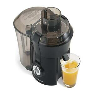 NEW Hamilton-Beach 67601A Big Mouth Juice Extractor, Condition: New