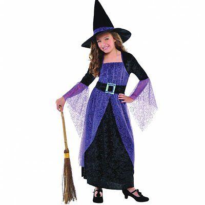 ams 997723 Halloween Kostüm Hübsche Zaubertrank Hexe 2-teilig Gr. - Zauber Hexe Kostüm