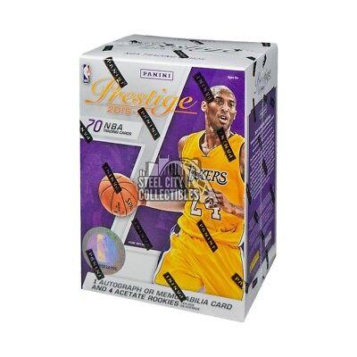2015-16 Panini Prestige Basketball 10ct Blaster Box