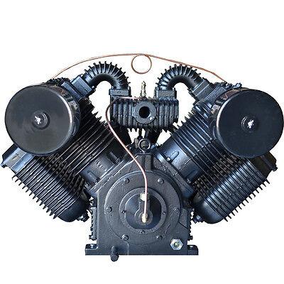 Saylor Beall 9000 Cast Iron Replacement Pump 30 Hp Laplante Lp230 102 Cfm
