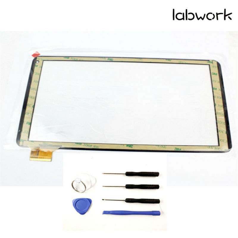 "Digiland DL1008M 10.1/"" Tablet Digitizer with Glass"