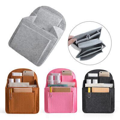 Insert Bag Multi Layers Backpack Organizer Multi-pocket For