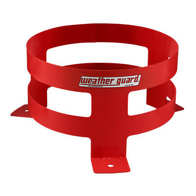 Weather Guard 9885-7-01 Bright Red 5-Gallon Bucket Holder, 6.25