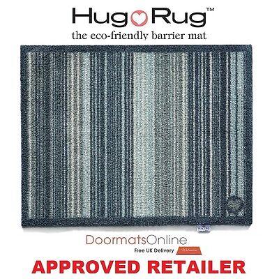 Hug Rug 85x65cm (STRIPE 76) Dirt Trapper Door / Floor Mat Machine Washable
