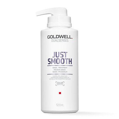 (39,98€/L) Goldwell Dualsenses Just Smooth Taming 60sec Treatment 500ml ()