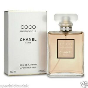 chanel coco mademoiselle eau de parfum spray 100ml 100. Black Bedroom Furniture Sets. Home Design Ideas
