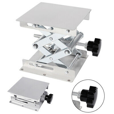 4 6 8 Inch Lab-lift Lifting Platforms Stand Rack Scissor Stainless Laboratory