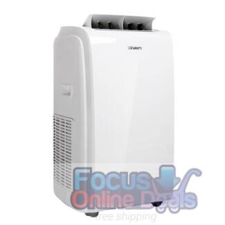 12000 BTU 4 in 1 Portable Air Conditioner Fan Dehumidifier Heater West Melbourne Melbourne City Preview
