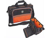 Klein Tools Tradesman Pro Organizer Ultimate Electrician's Bag 554181914