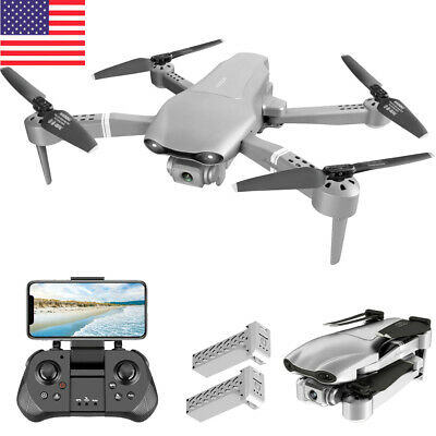 GPS Drone 4K HD Past master Camera Wide Angle 5G WiFi RC Quadcopter Foldable