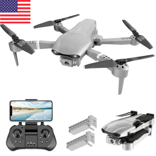 4DRC 2020 Best RC Drone WIFI 4K HD camera GPS Smart Follow Me FPV HOT US!