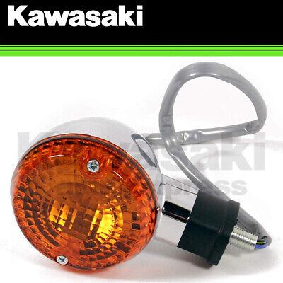 NEW 2002 - 2008 GENUINE KAWASAKI VULCAN 800 1500 FRONT RIGHT TURN SIGNAL LAMP