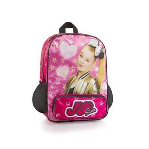 Nickelodeon Jojo Siwa Kids Backpack for Girls School Bag 15 Inch
