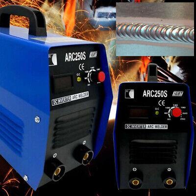20-250a Arc Welding Machine Handheld Inverter Welder Tigmma Igbt Welder Ac110v