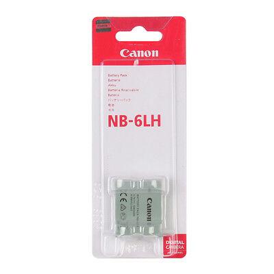 Original Canon NB-6LH Battery for Canon PowerShot S120 SX510 HS SX520 HS Camera